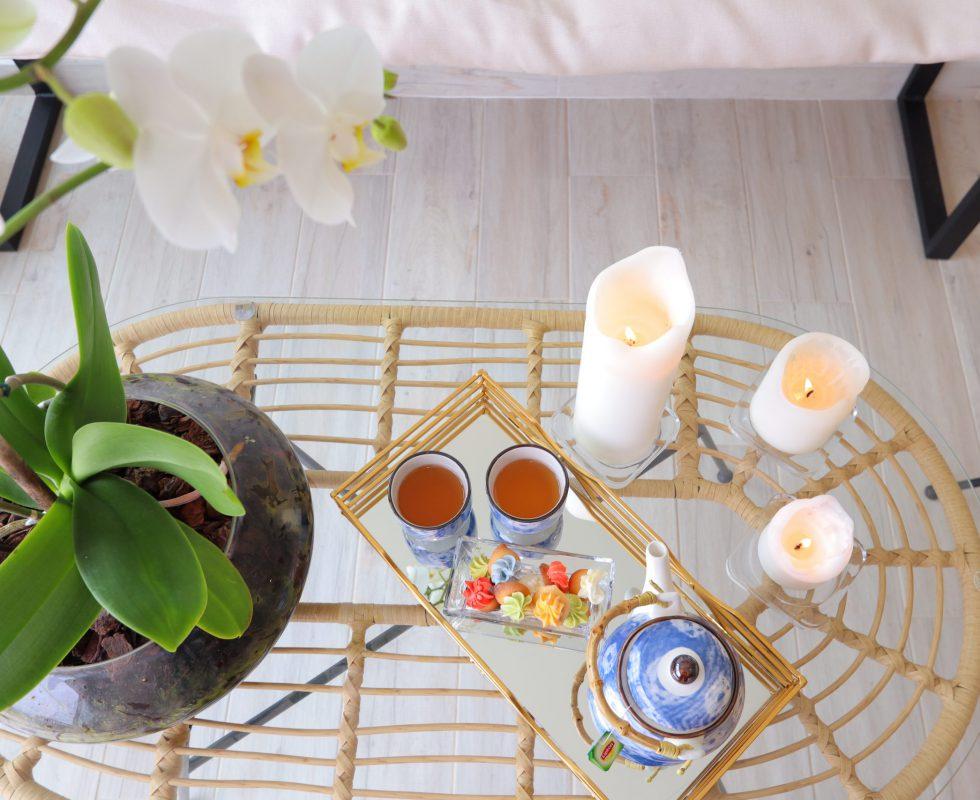 Tea Ritual at HH SPA