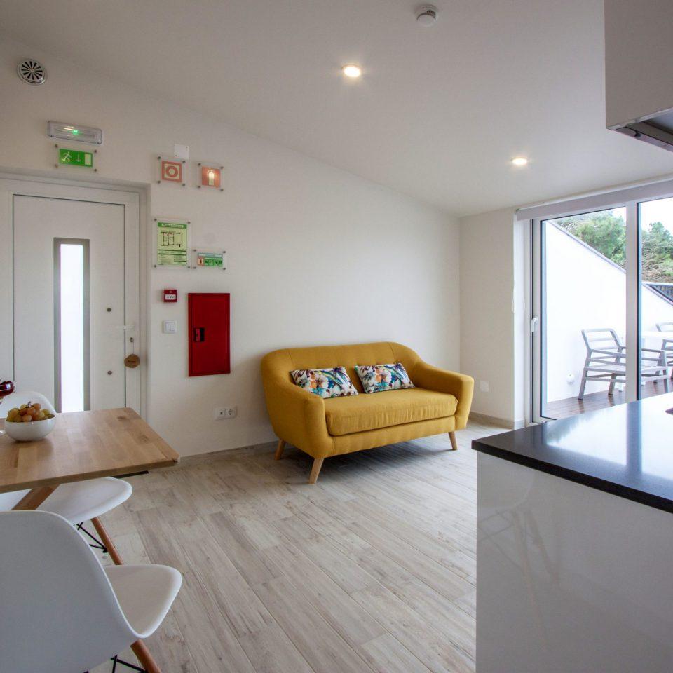 Terrace residence kitchenette