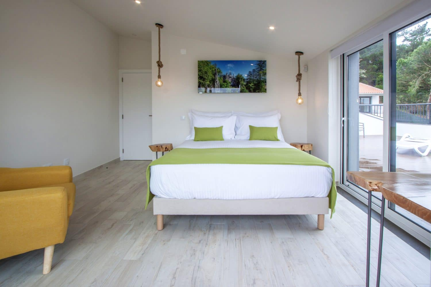 Sintra Residence Hillside House - Suites & Spa