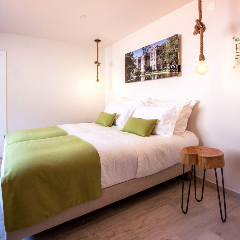 Caldas da Rainha Suite Hillside House - Suites & Spa